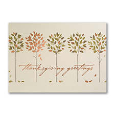 Enduring Holiday - Thanksgiving Card